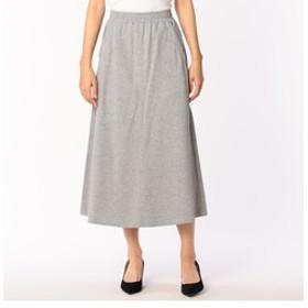 【FREDY & GLOSTER:スカート】【WEB限定】インレイカットソースカート