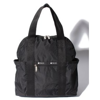 【LeSportsac:バッグ】DOUBLE TROUBLE BACKPACK/オニキス