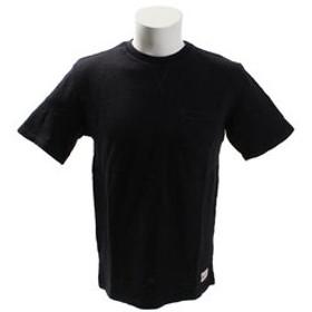 【Super Sports XEBIO & mall店:トップス】HEAVY SLUB Tシャツ 863EK8HD5788 NVY