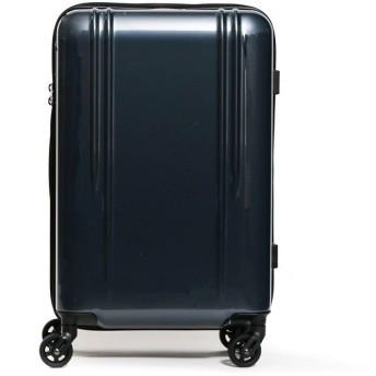 ギャレリア ゼロハリバートン ZERO HALLIBURTON スーツケース 機内持ち込み ジッパー 28L 80581 ZRL Polycarbonate ユニセックス ガンメタリック F 【GALLERIA】