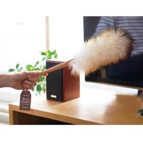 ふわふわ羊毛でホコリをからめ取る ウールダスターL フェリシモ FELISSIMO【送料:450円+税】