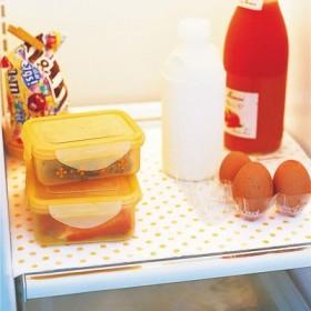 シャララ スキップ 汚れをしっかりキャッチ! 切れちゃう消臭冷蔵庫シートの会 フェリシモ FELISSIMO【送料:450円+税】