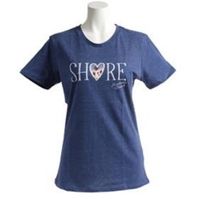 【Victoria Surf & Snow & mall店:スポーツ】HERMOSA スリムTシャツ 870SW8CD2119 NVY