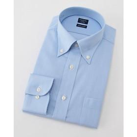 <シャツファクトリー/SHIRT FACTORY> 長袖ストライプワイシャツ(CFD336-451)(MO018N0MO00000FJB) 451サックス 【三越・伊勢丹/公式】