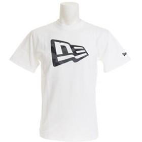 【Super Sports XEBIO & mall店:トップス】【オンライン特価】コットン半袖Tシャツ ミッドナイト フラッグロゴ 11782992