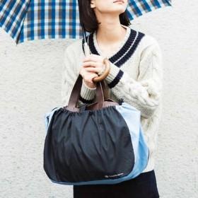 軽やかにお出かけ 雨の日に備えるかわいい傘生地 リュック&バッグカバーの会 フェリシモ FELISSIMO【送料:450円+税】