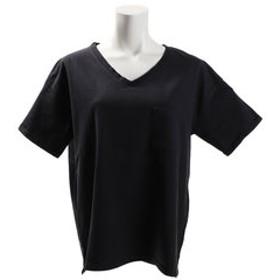【Super Sports XEBIO & mall店:トップス】ポケット Vネック 半袖Tシャツ 864EK8UK5835NVY