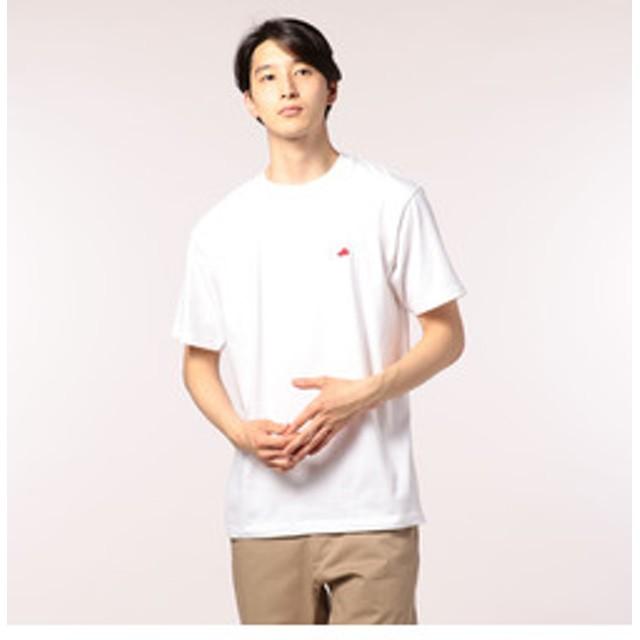 【FREDY & GLOSTER:トップス】キャップワンポイント刺繍 Tシャツ