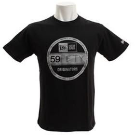 【Super Sports XEBIO & mall店:トップス】コットン Tシャツ バイザーステッカー 11556717