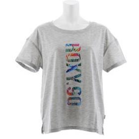 【Super Sports XEBIO & mall店:トップス】ROXY.90 Tシャツ RST182028GRY