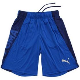 【Super Sports XEBIO & mall店:パンツ】X LAYER グラフィック ニットショーツ 515890 20 BLU-