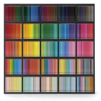 500色の色えんぴつ TOKYO SEEDS 専用ラック フェリシモ FELISSIMO【送料無料】