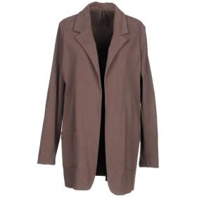 《期間限定セール開催中!》MANILA GRACE レディース テーラードジャケット ココア 38 コットン 86% / ウール 12% / ポリウレタン 2%
