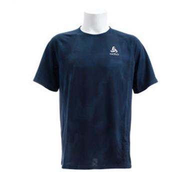 【Super Sports XEBIO & mall店:トップス】【オンライン限定特価】クルーネック 半袖Tシャツ 350102bluecoral-black
