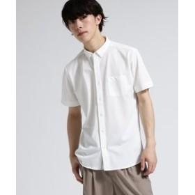 【tk. TAKEO KIKUCHI:トップス】シャンブレーシルケット鹿の子シャツ