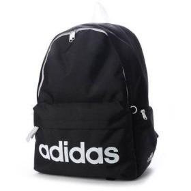 アディダス adidas リュック 23L (ブラック×ホワイト)