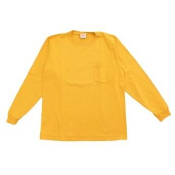 グッドウェア(Goodwear) 長袖 クルーネック ポケットTシャツ 18FWGDW-Mstad (Men's)