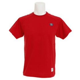 【Super Sports XEBIO & mall店:トップス】コットン ショートスリーブシャツ ULULJA54XB MRED