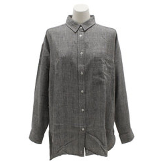 【Super Sports XEBIO & mall店:トップス】チェックシャツ 8512516-01BLK