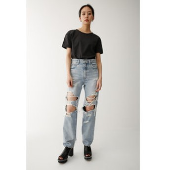 【MOUSSY:パンツ】MV RIPPED JW TAPERED