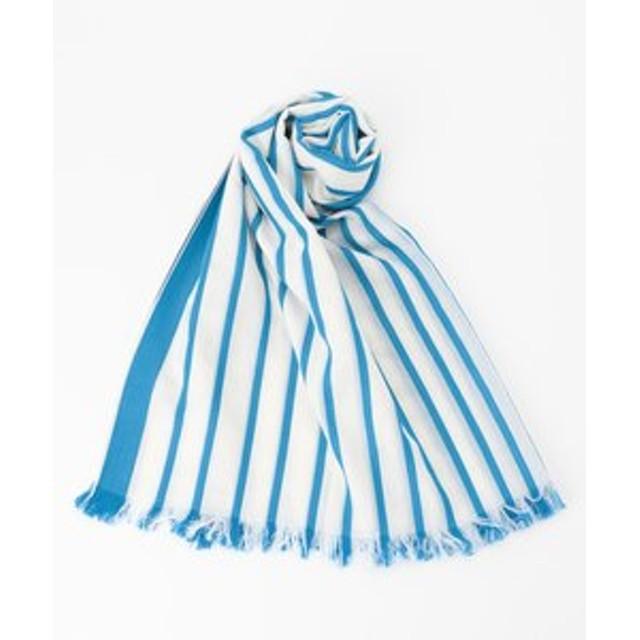【ICB:ファッション雑貨】Stripe ストール