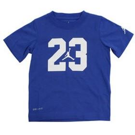 【Super Sports XEBIO & mall店:トップス】ジョーダンTシャツドライフィット ボーイズ R T-18062 754694-U5H