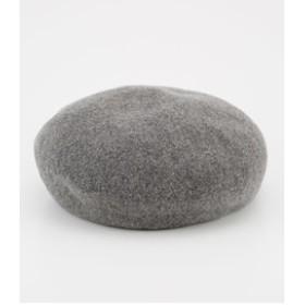 【rienda:帽子】18AW Basic ウールベレー