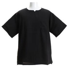 【Super Sports XEBIO & mall店:トップス】ストレッチ サッカーBIGTシャツ 8512141-01BLK