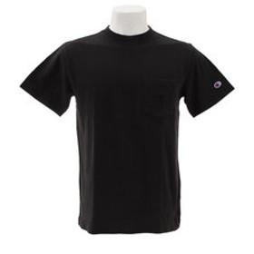 【Super Sports XEBIO & mall店:トップス】【オンライン特価】胸ポケット付き 半袖Tシャツ C C8-M389 090