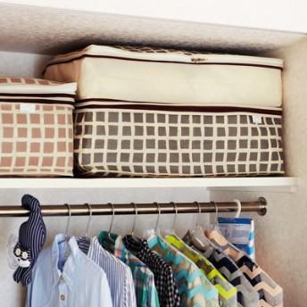 シーズンオフの寝具をひとまとめ 高さを変えられる布団収納ケースの会 フェリシモ FELISSIMO【送料:450円+税】
