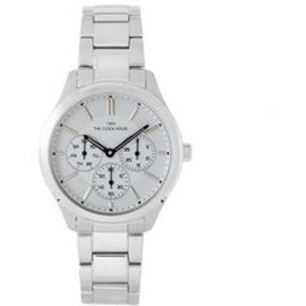 【ザ・クロックハウス:時計】ザ・クロックハウス MBC5005-WH1A 腕時計 就活 入学 就職 ギフト プレゼント ビジネス カジュアル