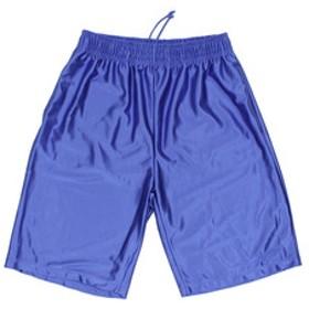 【Super Sports XEBIO & mall店:スポーツ】ポケット付き 刺繍ハーフパンツ 751G7CD2178 BLU