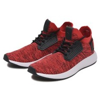 【ABC-MART:シューズ】367726 UPRISE KNIT 06H. R. RED/BK 581561-0004