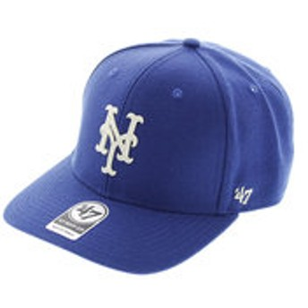 【Super Sports XEBIO & mall店:帽子】Mets Otsego MVP DP キャップ B-OTSGO16WBS-RYA