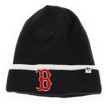 【Super Sports XEBIO & mall店:帽子】Red Sox ニットキャップ B-SBZRO02ACE-NY