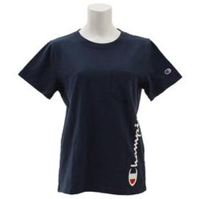 【Super Sports XEBIO & mall店:トップス】【オンライン特価】【ゼビオグループ限定】 胸ポケット付き 半袖Tシャツ CWSM375 370