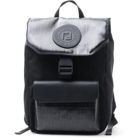 フェンディ FENDI バックパック リュックサック ブラック メンズ 7vz045-a6kk-f0gxn