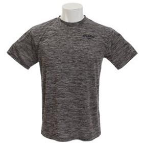 【Super Sports XEBIO & mall店:トップス】DP段染めモク 半袖Tシャツ 863D8HD5627 BLK