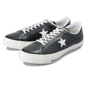 【ABC-MART:シューズ】32340281 ONE STAR(A) OX BLACK/WHITE 510329-0001