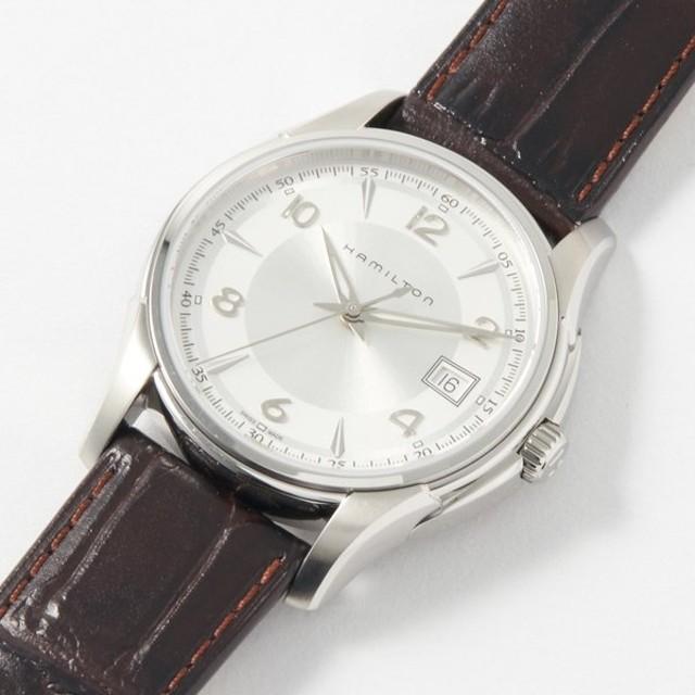 ハミルトン HAMILTON 腕時計 メンズウォッチ 【JM】 H32411555 シルバー 【mwc】