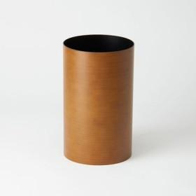 インテリアになじむ職人の木目塗り ダストボックスLL フェリシモ FELISSIMO