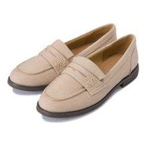 SALE開催中【ABC-MART:シューズ】NC30294 COIN LOAFER 2.5 BEIGE CHECK 570637-0004