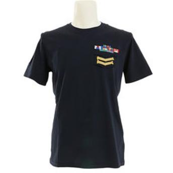【Super Sports XEBIO & mall店:トップス】半袖Tシャツ MG23C391 NVY