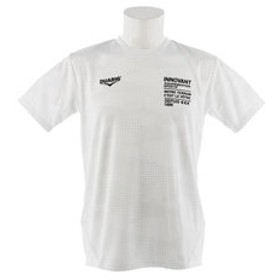 【SALE/送料無料】【Victoria L-Breath & mall店:アウトドア】ドライプラス UV総柄Tシャツ 863D8CD5624 WHT