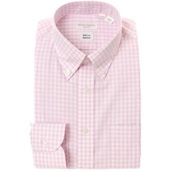 【THE SUIT COMPANY:トップス】【Special sewing】ボタンダウンカラードレスシャツ〔EC・SLIM FIT〕