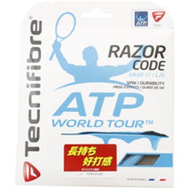 111a36f276287a 【Super Sports XEBIO & mall店:スポーツ】硬式テニスストリング ガット レーザーコード