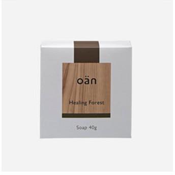 【KEYUCA:ボディ】オアン ソープ Healing Forest 40g