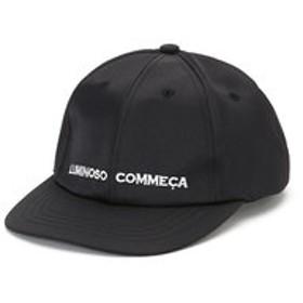 【LUMINOSO COMMECA:帽子】ロゴキャップ