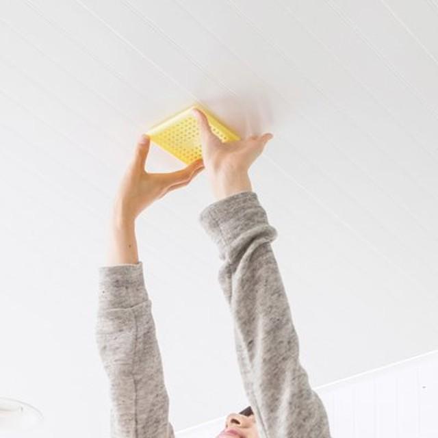 お風呂の天井に貼るだけ バイオの力 かび抑制プレートの会 フェリシモ FELISSIMO【送料:450円+税】