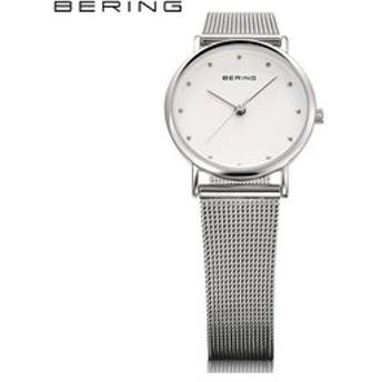 【THE WATCH SHOP.:時計】ベーリング[BERING] クラシック シリーズ[CLASSIC SERIES] カービング メッシュ[CURVING MESH] 13426-000 北欧 レディース ペアウオッチ